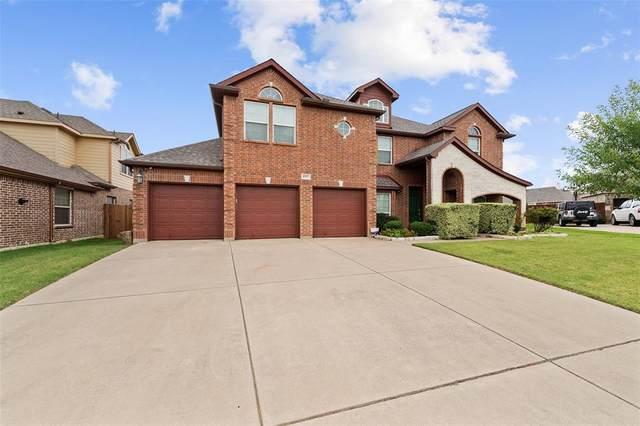 8757 Hornbeam Drive, Fort Worth, TX 76123 (MLS #14380902) :: Baldree Home Team
