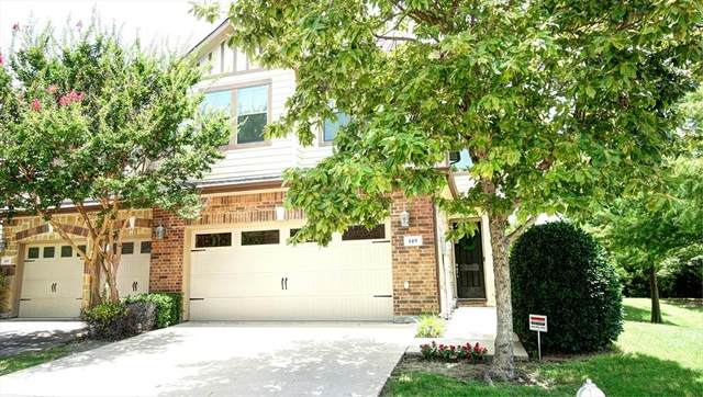 149 Sonoma Creek Lane, Richardson, TX 75081 (MLS #14380910) :: Justin Bassett Realty