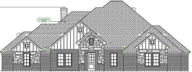 6031 Waggoner Way, Midlothian, TX 76065 (MLS #14380933) :: The Hornburg Real Estate Group