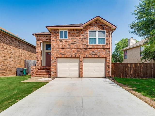 1330 Jasmine Drive, Lewisville, TX 75077 (MLS #14380937) :: The Rhodes Team