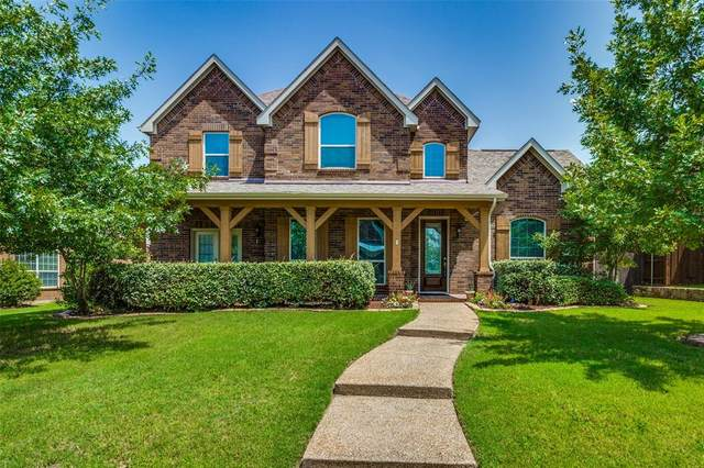 1729 Redcedar Drive, Wylie, TX 75098 (MLS #14380944) :: Baldree Home Team
