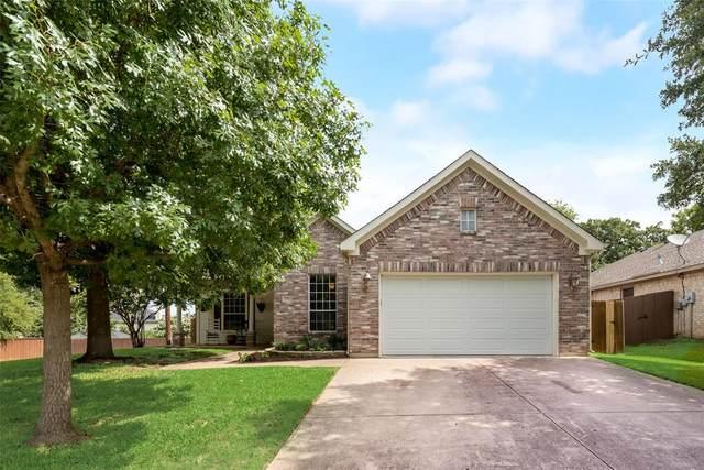 1401 Park Palisades Drive, Corinth, TX 76210 (MLS #14380948) :: Baldree Home Team