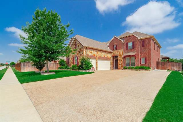 2709 Morgan Lane, Trophy Club, TX 76262 (MLS #14380956) :: The Mitchell Group