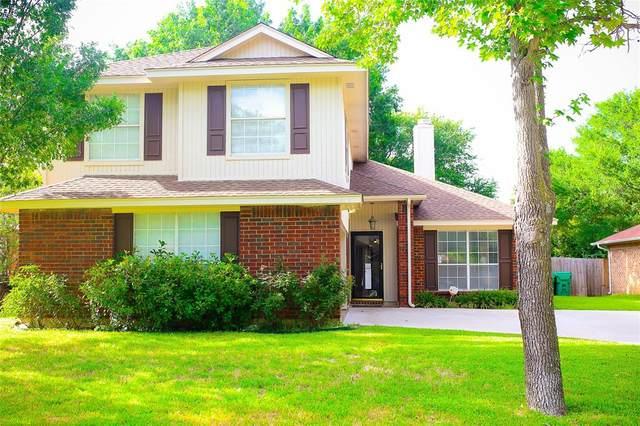 414 James Street, Cedar Hill, TX 75104 (MLS #14380958) :: The Kimberly Davis Group