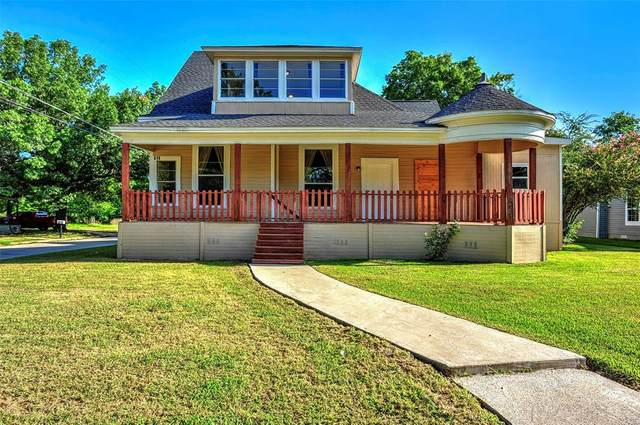 610 W 6th Street, Bonham, TX 75418 (MLS #14380974) :: Baldree Home Team