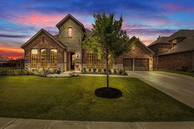 1604 Snapdragon Court, Prosper, TX 75078 (MLS #14380982) :: The Kimberly Davis Group