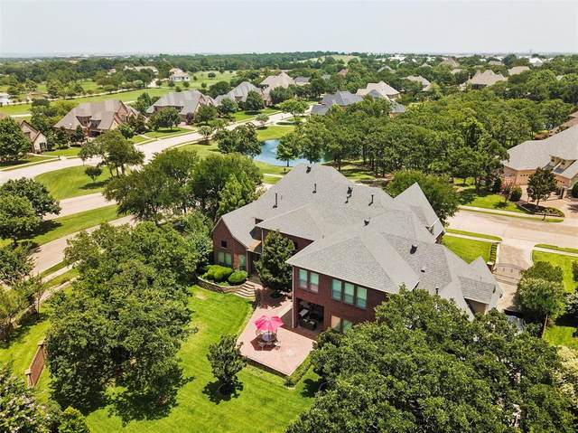 1832 Kinsale Drive, Keller, TX 76262 (MLS #14380983) :: Justin Bassett Realty