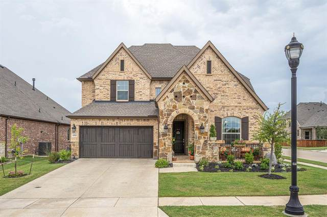4983 Stornoway Drive, Flower Mound, TX 75028 (MLS #14380984) :: The Rhodes Team