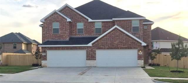 921 Chaparral Trail, Midlothian, TX 76065 (MLS #14380998) :: The Hornburg Real Estate Group