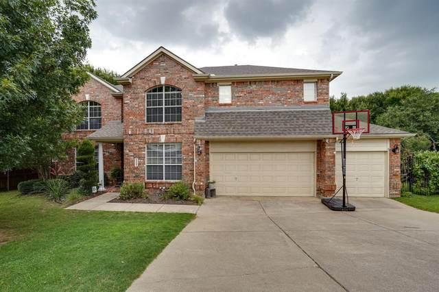 5004 Water Oak Drive, Flower Mound, TX 75028 (MLS #14381005) :: Justin Bassett Realty