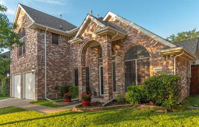 10108 Andre Drive, Irving, TX 75063 (MLS #14381008) :: The Welch Team