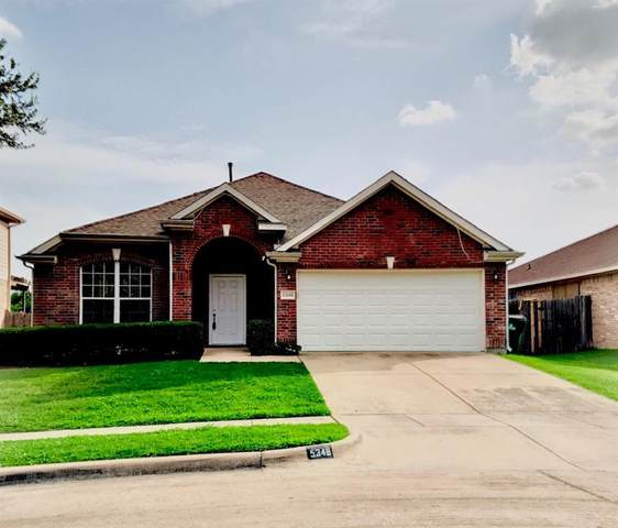 5348 Bison Court, Watauga, TX 76137 (MLS #14381011) :: Justin Bassett Realty
