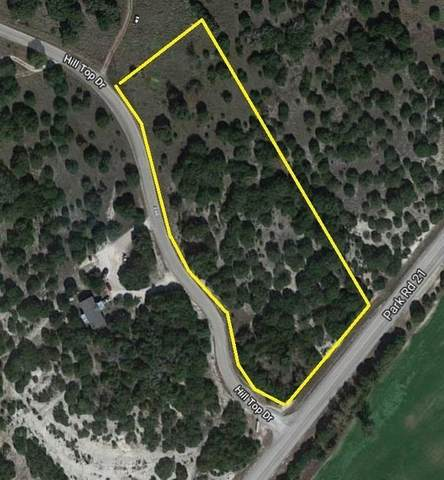 TBD Hilltop Road, Cleburne, TX 76033 (MLS #14381034) :: The Chad Smith Team