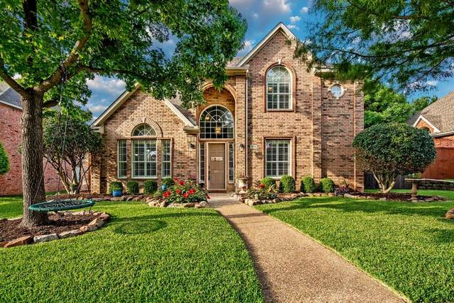 1213 Shadetree Lane, Allen, TX 75013 (MLS #14381041) :: The Rhodes Team
