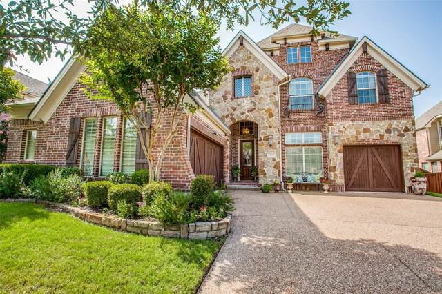 1529 Evanvale Drive, Allen, TX 75013 (MLS #14381046) :: The Kimberly Davis Group
