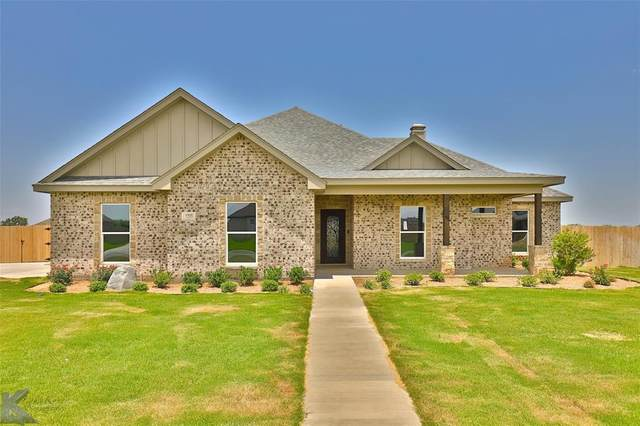 110 Dorado Court, Abilene, TX 79602 (MLS #14381059) :: Team Hodnett