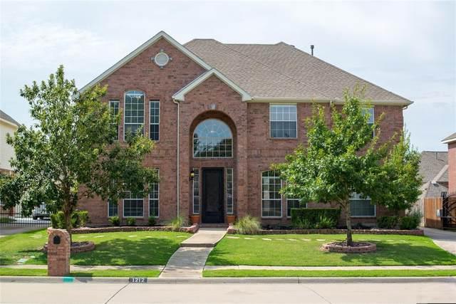 1212 Clear Springs Drive, Keller, TX 76248 (MLS #14381075) :: The Kimberly Davis Group