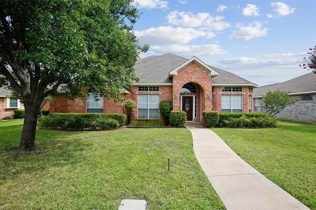 507 Kathy Lane, Wylie, TX 75098 (MLS #14381080) :: Robbins Real Estate Group