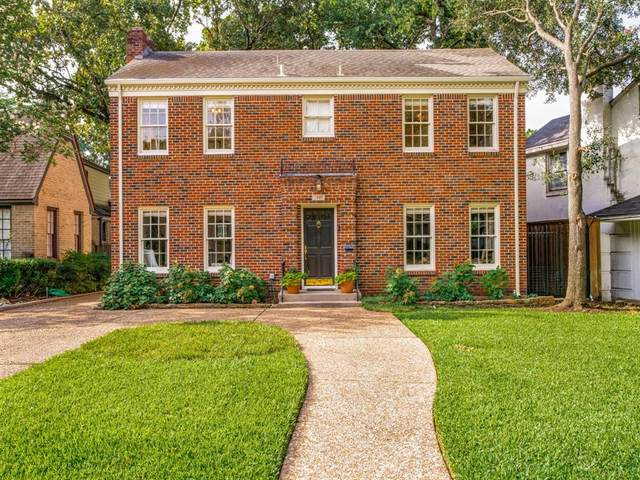 1930 Mayflower Drive, Dallas, TX 75208 (MLS #14381085) :: The Good Home Team