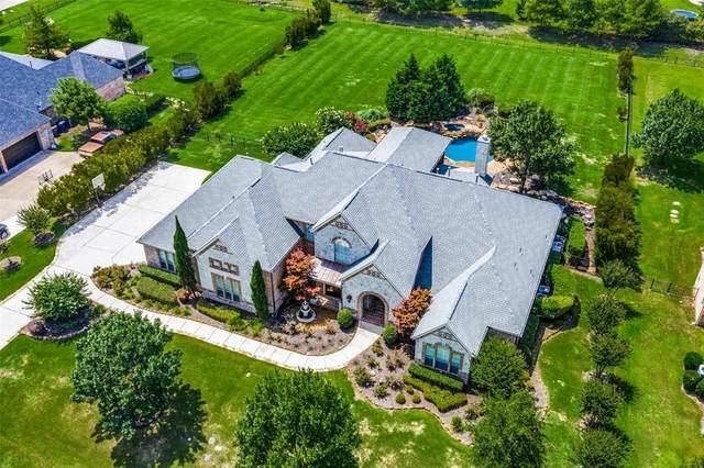 2940 Lakeview Drive, Prosper, TX 75078 (MLS #14381086) :: The Kimberly Davis Group