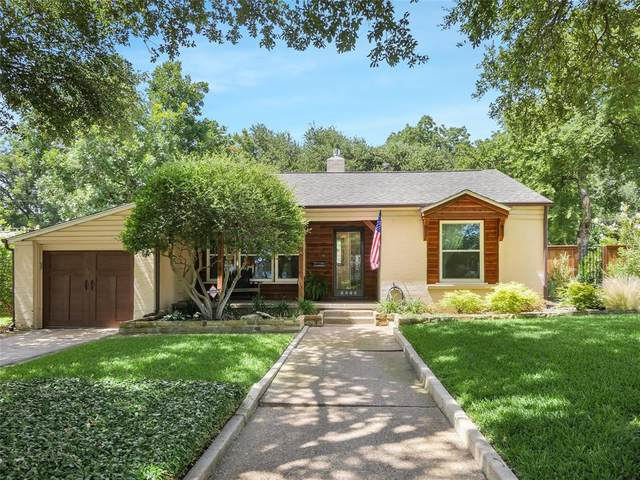 6444 Drury Lane, Fort Worth, TX 76116 (MLS #14381087) :: The Chad Smith Team