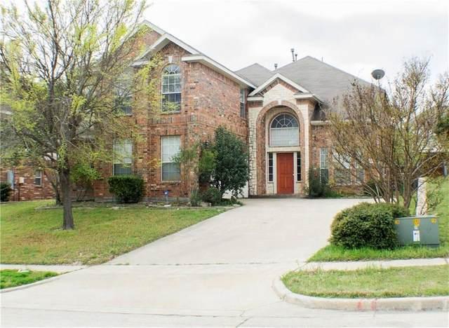 3605 Escabosa Drive, Garland, TX 75040 (MLS #14381088) :: Real Estate By Design
