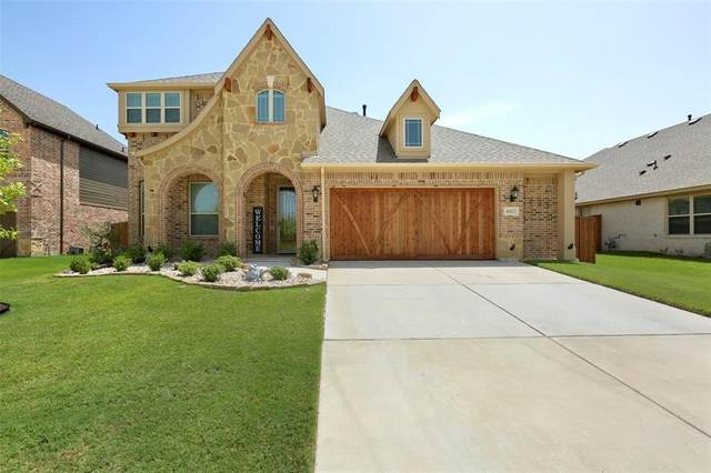 4602 Morning Glory Lane, Mansfield, TX 76063 (MLS #14381103) :: All Cities USA Realty