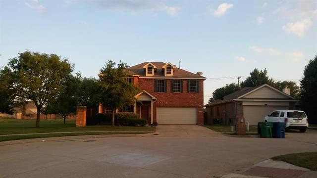 5701 Pebble Ridge Drive, Mckinney, TX 75070 (MLS #14381110) :: Justin Bassett Realty