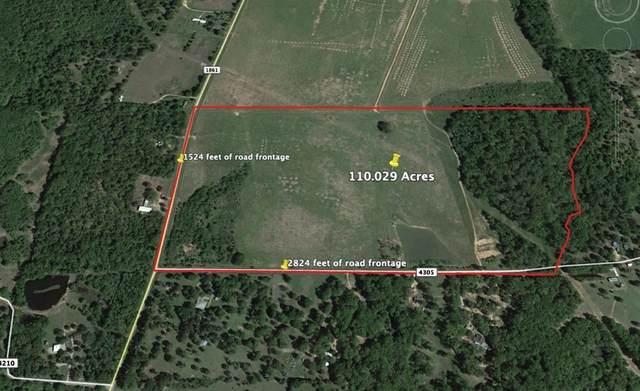 TBD Fm 1861/ Vzcr 4305, Athens, TX 75752 (MLS #14381117) :: The Kimberly Davis Group