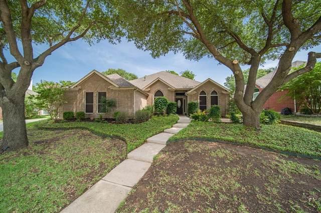 909 Chapel Drive, Denton, TX 76205 (MLS #14381120) :: Justin Bassett Realty