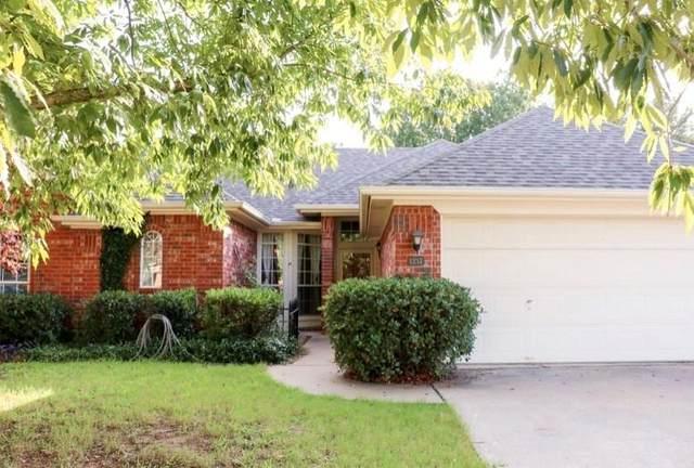 1217 Highcrest Drive, Burleson, TX 76028 (MLS #14381132) :: The Good Home Team