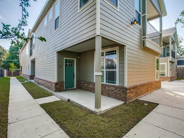 312 N Henderson Avenue #3, Dallas, TX 75214 (MLS #14381162) :: The Kimberly Davis Group