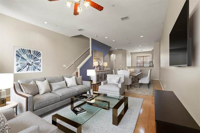 4315 Holland Avenue #20, Dallas, TX 75219 (MLS #14381169) :: All Cities USA Realty