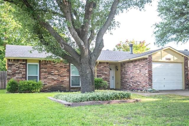 5116 Alpha Drive, The Colony, TX 75056 (MLS #14381177) :: The Kimberly Davis Group