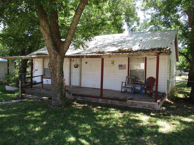 309 W Pollock, Rising Star, TX 76471 (MLS #14381189) :: The Kimberly Davis Group