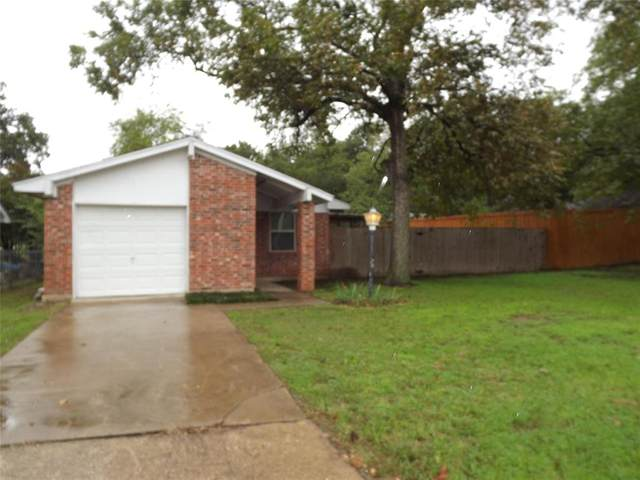 3008 Montclair Place, Denton, TX 76209 (MLS #14381215) :: Team Tiller
