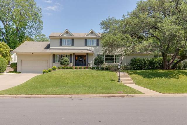 2433 Colonial Parkway, Fort Worth, TX 76109 (MLS #14381217) :: Justin Bassett Realty