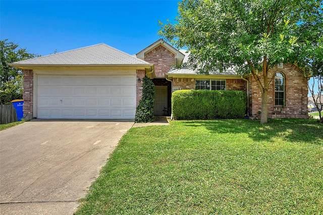 1420 Pebblecreek Lane, Sherman, TX 75092 (MLS #14381220) :: The Heyl Group at Keller Williams