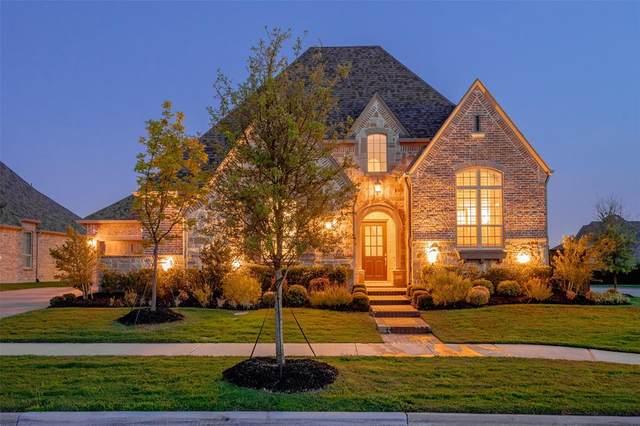 4401 Honeyvine Lane, Prosper, TX 75078 (MLS #14381230) :: The Kimberly Davis Group