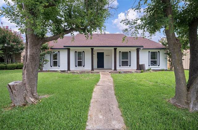 5641 Treese Street, The Colony, TX 75056 (MLS #14381236) :: NewHomePrograms.com LLC