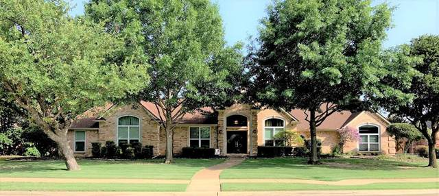 1050 Ownby Lane, Southlake, TX 76092 (MLS #14381248) :: The Mitchell Group