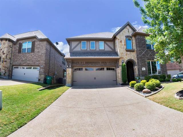 3913 Gregory Drive, Mckinney, TX 75071 (MLS #14381266) :: The Kimberly Davis Group