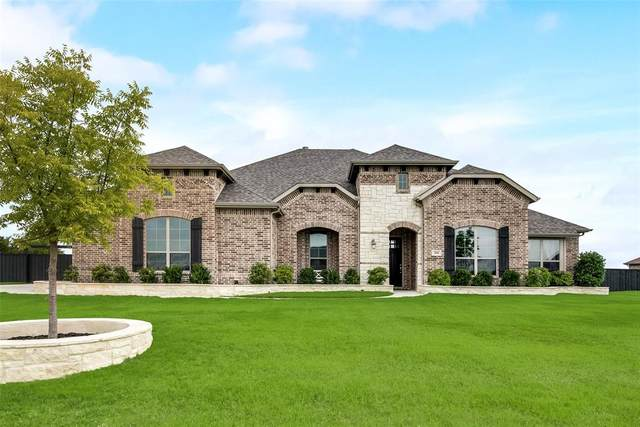 204 Everest Lane, Waxahachie, TX 75167 (MLS #14381285) :: Real Estate By Design