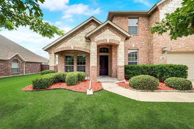 111 Foggy Branch Trail, Forney, TX 75126 (MLS #14381296) :: Team Hodnett