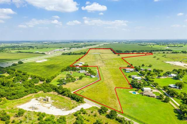 TBD County Rd 313, Grandview, TX 76050 (MLS #14381297) :: The Kimberly Davis Group