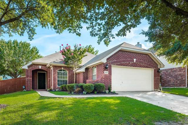 5405 Turtle Way, Mckinney, TX 75072 (MLS #14381303) :: Hargrove Realty Group