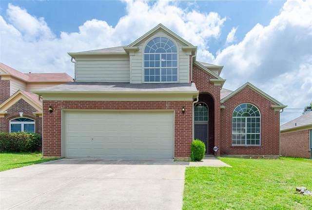 2205 Arbor Chase Circle, Arlington, TX 76011 (MLS #14381308) :: The Hornburg Real Estate Group