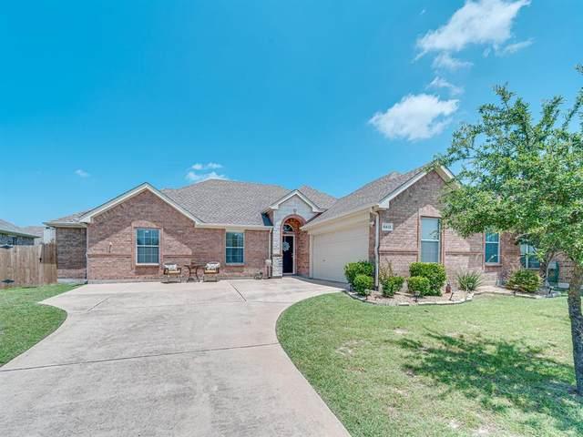 6413 Melody Hill Drive, Midlothian, TX 76065 (MLS #14381313) :: The Mauelshagen Group