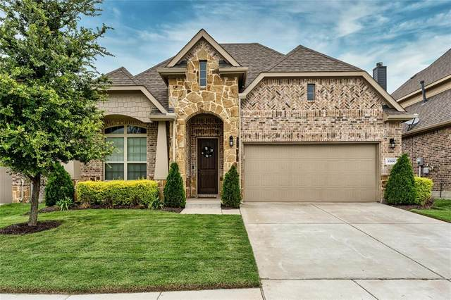 10800 Parnell Drive, Mckinney, TX 75072 (MLS #14381339) :: The Kimberly Davis Group