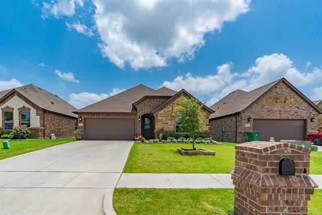 117 Cherokee Street, Greenville, TX 75402 (MLS #14381382) :: The Mitchell Group